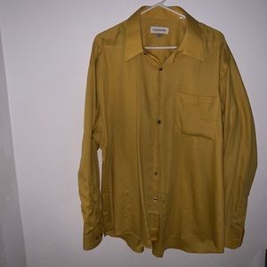 YSL Men XL Large Shirt